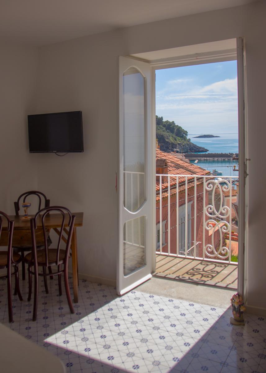 La Casa Vacanze sul Porto di Maratea